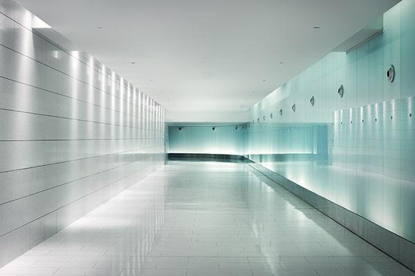 verres architecturaux
